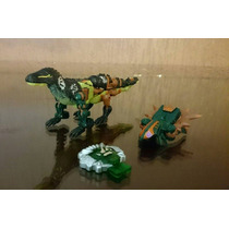 Transformers Cybertron Decepticon Wreckloose! Completo!