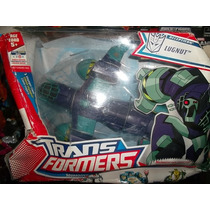 Lugnut Voyager Transformers Animated