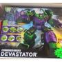 Devastador Combiner Wars 6 En 1 Transformers Hasbro 45 Cm