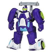 Héroes Playskool Transformers Rescue Bots Blurr Figura