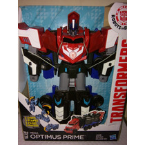 Mega Optimus Prime Transformers Robots In Disguise Nuevo