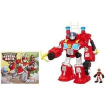 Figura De Acción Heroes Transformers Rescue Bots Playskool