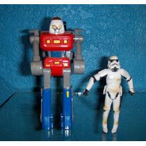 Gobots Cy-kill Star Wars Transformers Gi-joe Tmnt He-man Dc