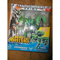 Grimwing Voyager Beast Hunter Deluxe Transformers