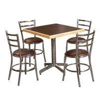Mesas Para Restaurante Estándar Bar Antro Cafeteria So75ec