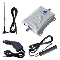 Antena Amplificador Gsm Telcel Movi Iusa P/ Vehiculo 45db