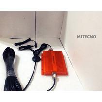 Antena Amplificador Celular Auto Carro Gsm Telcel 3g 65dbi