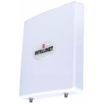 Antena Mimo Panel 12dbi Intellinet Direccional High-gain