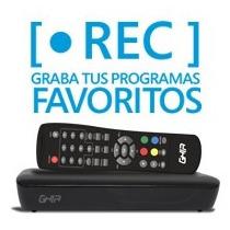 Apagon Analogico Sintonizador Digital Para Tv Hdmi Rca