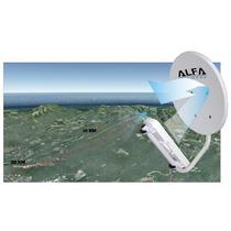 Alfa Cadadishn - Antena De Plato Reflector Parabolico Para P