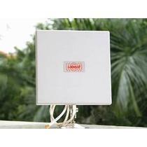 2.4ghz Zjchao Grupo Antena 14 Dbi Alta Ganancia Wlan Wifi Ex