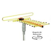Antena Aerea Giratoria Radox Control Remoto 12 Elementos