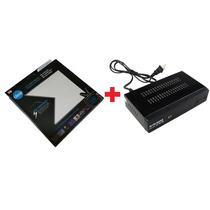 Apagon Analogico Pack, Antena Clear Tv + Decodificador Hd