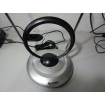 Antena Digital Para Televisión Hd Amplificada 30 Db 12v