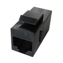 Ac5u6rj45bks Cople Utp/cat 5e / Para Cable Utp / Color