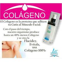 Colágeno Liposomado Al 100% Especial Para El Cutis.