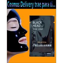 Mascarilla Negra Black Pilaten Mayoreo 4.50 Barato Original
