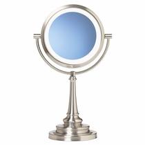 Espejo Aumento Vanidad De Tocador Maquillaje A Meses
