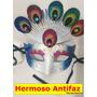 Antifaz Carnaval,novia,fiesta,pavorreal