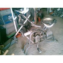 Antigua Bicicleta Fija De Ejercicio Exercycle Motorizada 40s