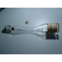 Antigua Botella Para Decorar Tu Bar