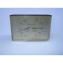 Termometro Y Humedad Airquide Vintage 1950s