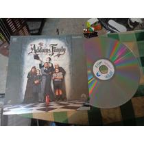 Lasser Disc La Familia Addams