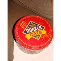 Lata De Pure Quaker Oats Muy Bonita