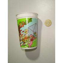 Vintage Vaso De Hanna Barbera 90