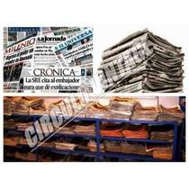 Periódico Antiguo,atrasado,2006,07,08,09,10,211,12,13,14,15.