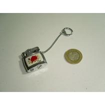 Antiguo Mini Encendedor O Mechero