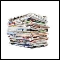 Periodicos Atrasados,diarios,sintesis Informativa.vintage,90