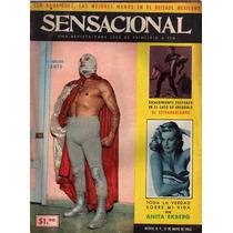 Revista Del Santo Años 60s