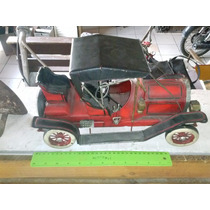 Auto Antiguo De Lamina