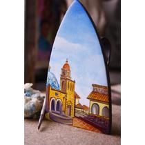 Antigua Plancha Con Oleo