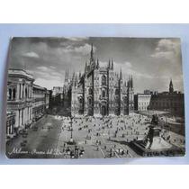 Fotografia, Postal Antigua, Milan, Años 30`s