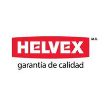 25-chl Helvex Coladera Decorativa De Tres Bocas Tapa Redonda