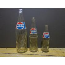 Botellas Antiguas De Pepsi