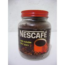 Antiguo Frasco De Cafe Nescafe