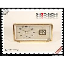 Reloj De Cuerda Shangai, China (vintage Retro Antiguo)