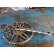Excelente Antigua Estrella De Bicicleta Bimex, Adorno