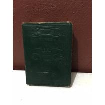 Alcancia En Forma De Libro Banco Del Patrimonio Familiar