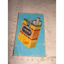 Antiguo Año 1959 , Libertita De Cigarros Casinos