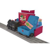 Lionel Trains Set Polar Express Imagineering No Eléctrico
