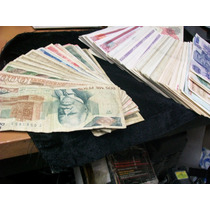 Lote De Billetes Antiguos Op4
