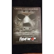 Libro Viernes 13 Jason Voorhees Crystal Lake Memories