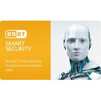 Eset Smart Security 9 - 1 Año 1 Computadora- ¡ Oferta 2x1 !