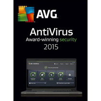 Avg Internet Security 2015 Nuevo!!! 3 Pc
