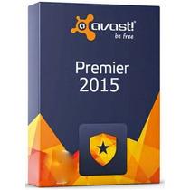 Antivirus Avast Premier 2016 2 Años - 3 Usuarios