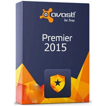 Antivirus Avast Premier 2016 1 Año - 3 Usuarios